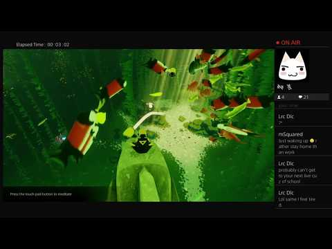 Katmeister's Abzu Chat Lounge02: Building Youtube Channel Creator Community