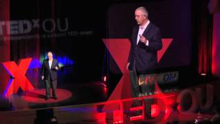 Behind Health Care Reform: An Insider's View: Stan Hupfeld at TEDxOU