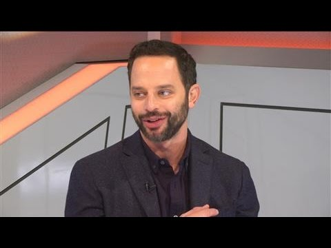 Actor Nick Kroll on Broadway and the Movie 'Loving'