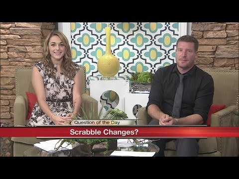 Question of the Day - New Scrabble Words