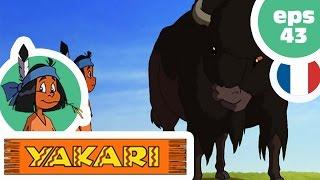 YAKARI - EP43 - Le défi de roc tranquille