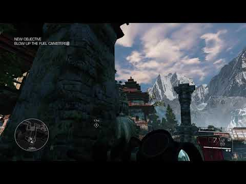 Sniper Ghost Warrior 2 2020 11 25 16 17 07- ACT III, MISSION 4, EXPERT LEVEL |