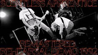 Scentless Apprentice rehearsal demo remastered