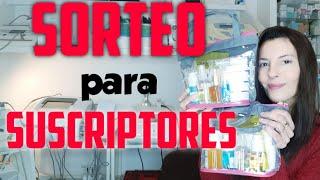 SORTEO PARA SUSCRIPTORES | Sorteo X 2 | NO te lo PODÉS PERDER ! #sorteo #subs #suscriptores #youtube