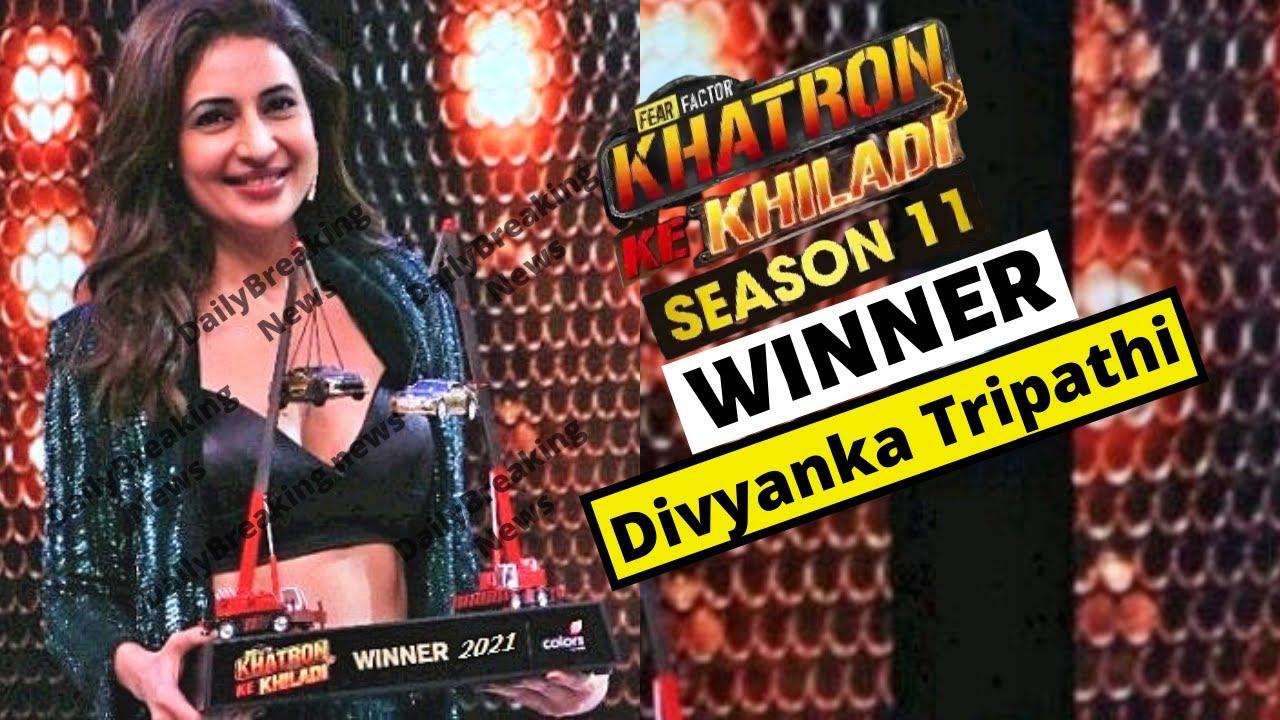 Khatron Ke Khiladi Season 11 Winner Name Revealed Divyanka Tripathi & Their Winning Prize Money