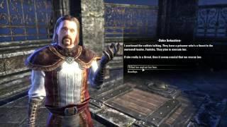 Elder Scrolls Online: Save the Duke and kill werewolves