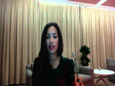 "Leona Lewis ""Hurt: The EP"" Ustream WebChat  (December 15, 2011)"