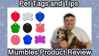 Pet Identification Tag Review - Information Do