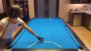 Pool lessons - Tнe 7 defensive endgame classics # 6 - Width length