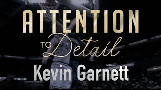 Attention to Detail: Kevin Garnett (Post Moves)