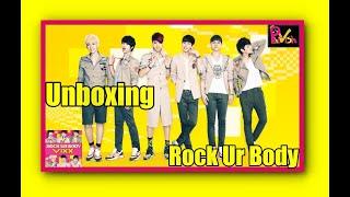 Unboxing - VIXX (빅스) ♥Rock Ur Body♥