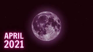 A Rare Super Pink Moon Is Coming In April 2021
