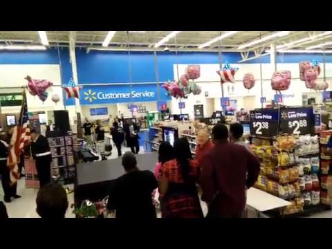 Walmart #5063 Grand Re-Opening Charlotte, NC 5/12/2017