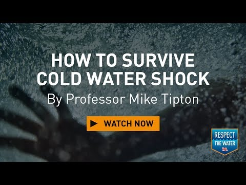 Professor Mike Tipton Talks About the Science Behind Floating