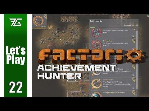 Factorio Achievement Hunter - Ep 22 Sun Power