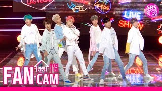 [안방1열 직캠4K] 방탄소년단 '작은 것들을 위한 시(Boy With Luv)' (BTS Official FanCam)│@SBS Inkigayo_2019.04.28
