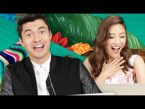 The Crazy Rich Asians Cast Finds Out Which Character From The Movie They Are