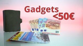 5 Coole Gadgets UNTER 50 EURO - #Nice2Have (iClip, Mokey, JojoCase,...)