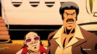 Black Dynamite Ep.3 - Richard Pryor Cocaine
