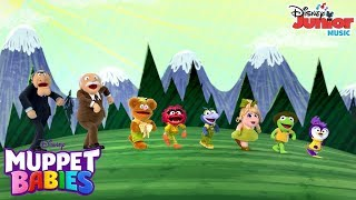 I Don't Know But I've Been Told Music Video | Muppet Babies | Disney Junior