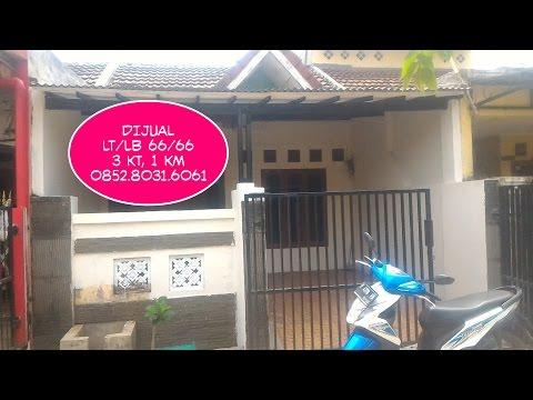 Jual Rumah Murah 200 jutaan di Bekasi Timur Regency Bekasi 085280316061
