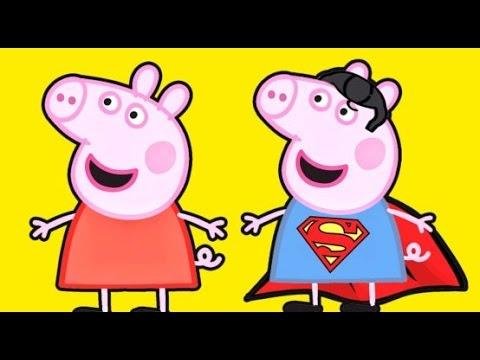 Peppa Pig Dublado em Português Brasil - Episódios Completos - Peppa Pig Brasil 2016