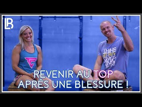 COMMENT REPRENDRE LE CROSSFIT APRÈS UNE BLESSURE - Interview d'Emilie Boufflette