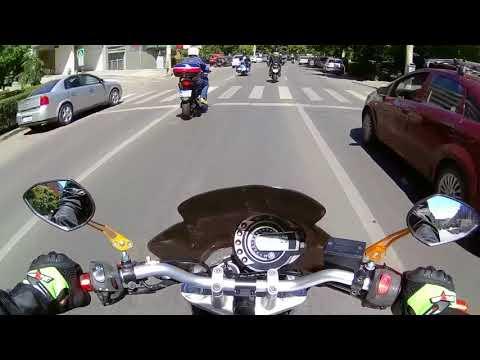 Parada Moto de Constientizare Cluj 2018