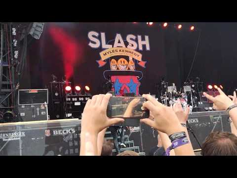 Slash .Myles Kennedy Anastasia Rock im Park 2019