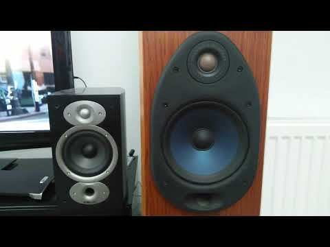 Polk Audio RTi38 and RTiA1 bookshelf speakers
