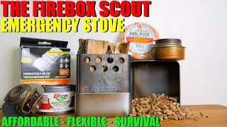 The ALL NEW Firębox SCOUT Emergency Stove - Should YOU BUY One?!