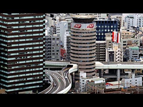 LA AUTOPISTA QUE ATRAVIESA UN EDIFICIO EN JAPÓN