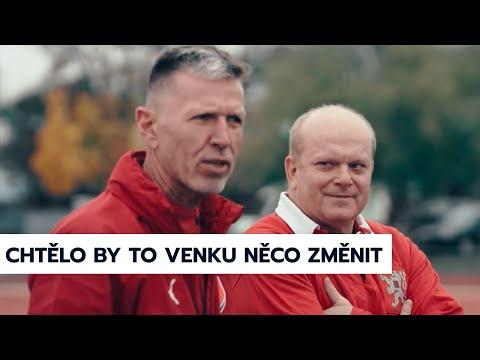 """""""Chtělo by to venku něco změnit"""" aneb Jaroslav Šilhavý a David Novotný o nových dresech"""