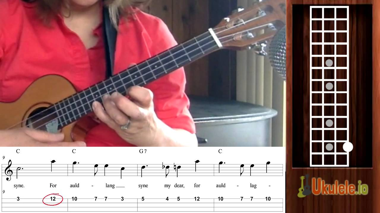 How to read ukulele tabs for auld lang syne 21 songs in 6 days how to read ukulele tabs for auld lang syne 21 songs in 6 days learn ukulele the easy way hexwebz Images