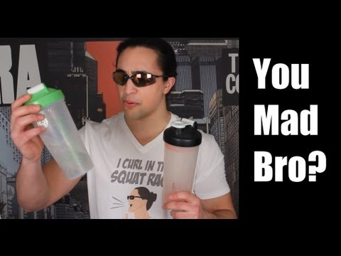 Brady Brosef: 7 MUST HAVE Gym Items For Every Bro, Broette and Bro Sharif