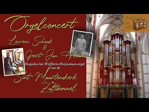 Livestream Lourens Schaak