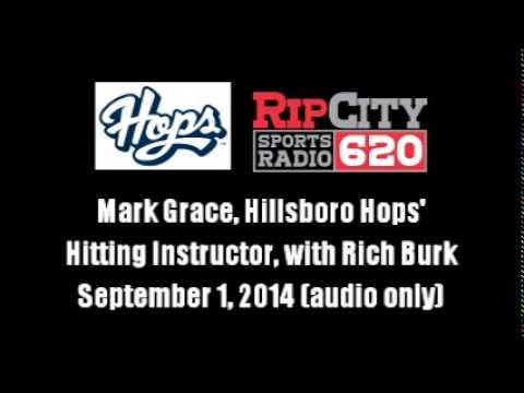 Mark Grace interview Sept 1 2014