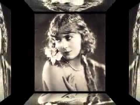 Vilma Banky Silent Movie Star Youtube