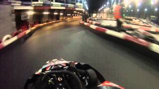 Team-sport Karting Leeds with my Sis' race 3