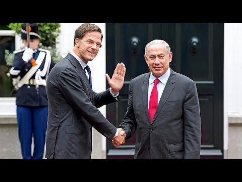Hollandia segít a Gázai palesztinokon