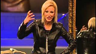 ''No more masks-time for confrontation''- Pastor Paula White - 10/19/10