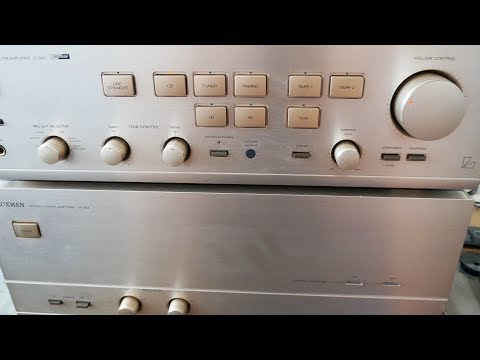 Luxman M-383/c-383 Small Sound Test - Robert Cray Band (flac)