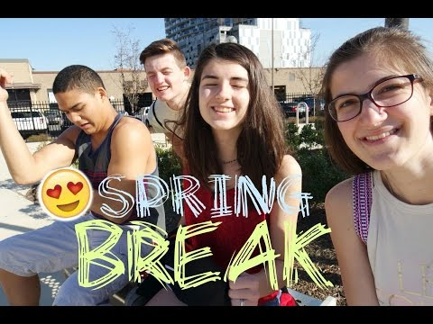SPRING BREAK Vlog: Great Falls + Washington DC || Lukas Blog USA