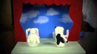 Magnetic Puppet Theater