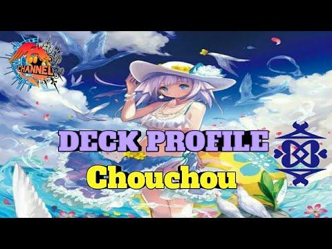 O0 Deck Profile:เบอร์มิวด้า [สายChouchou]#ขายไตเปย์น้องเงือก