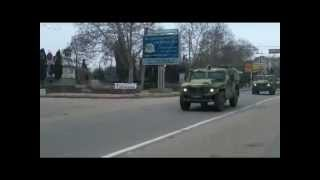 RUSSIA CRIMEA INVASION
