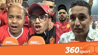 Le360.ma • طلال: هنيئا لنا بالنجمة الثانية.. وأتمنى أن يكون الحكم عادلا في فضيحة رادس