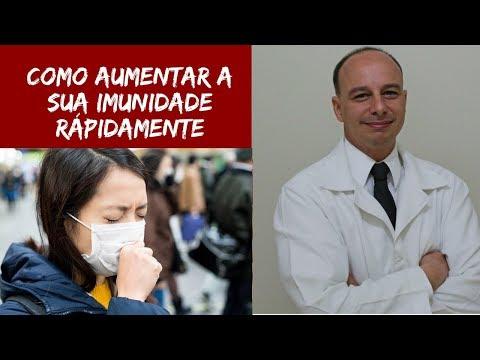 Imunidade Baixa: 6 Suplementos e Alimentos Para Aumentar a Imunidade || Dr. Moacir Rosa