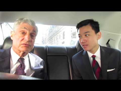 Interview with Robert Rubin: Great Leaders