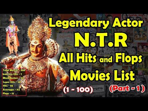 Legendary actor NTR